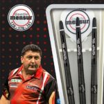 Bull's Mensur Suljovic Black Edition
