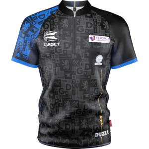 Target Coolplay Collarless Shirt Glen Durrant