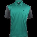 Target Coolplay Hybrid 3 Shirt Türkis & Grau
