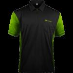 Target Coolplay Hybrid 3 Shirt Schwarz & Hellgrün