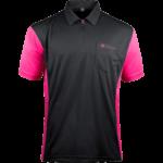 Target Coolplay Hybrid 3 Shirt Schwarz & Pink