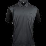 Target Coolplay Hybrid 3 Shirt Grau & Schwarz