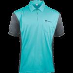 Target Coolplay Hybrid 3 Shirt Hellblau & Grau