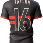 Target Official Phil Taylor Gen. 5 Playing Shirt