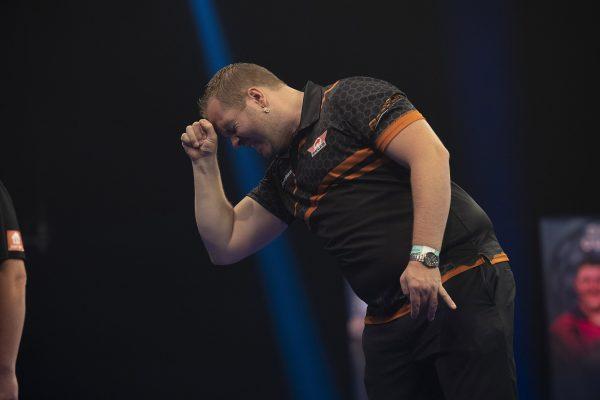 2020 im Finale - Dirk van Duijvenbode (Bild: Lawrence Lustig/PDC)