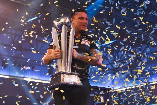 Weltmeister 2021 Gerwyn Price (Bild: PDC)