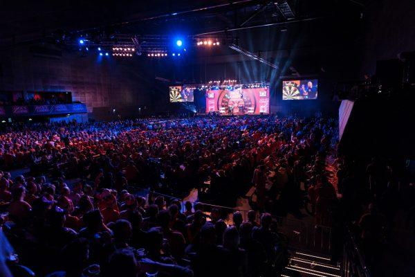 Die WSoD Finals fanden 2019 in Amsterdam statt (Bild: Kelly Deckers/PDC Europe)