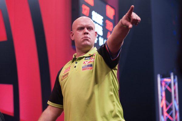 Mighty Mike dominiert seit Jahren die Szene (Bild: Kelly Deckers/PDC Europe)