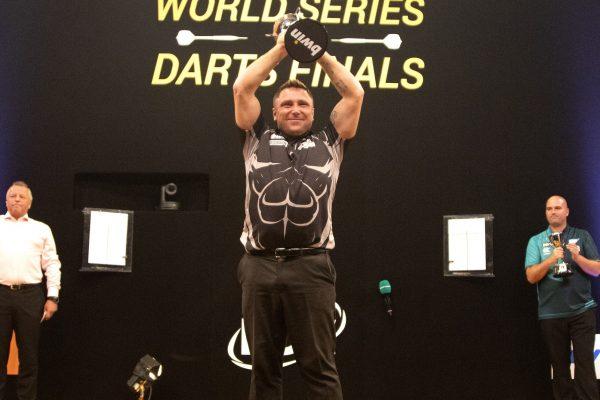 Gerwyn Price gewann 2020 die Turnierserie (Bild: PDC/PDC Europe)
